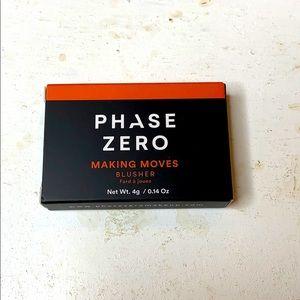 Phase Zero Making Moves Blusher